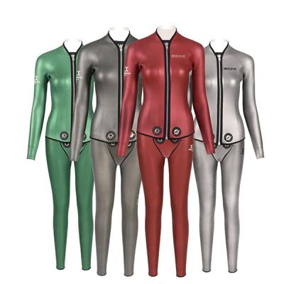 Smooth-Skin Zip Suit(5mm)F