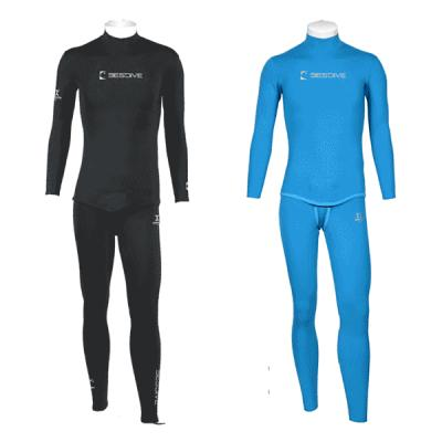 Nylon Hoodless Suit(2mm)M