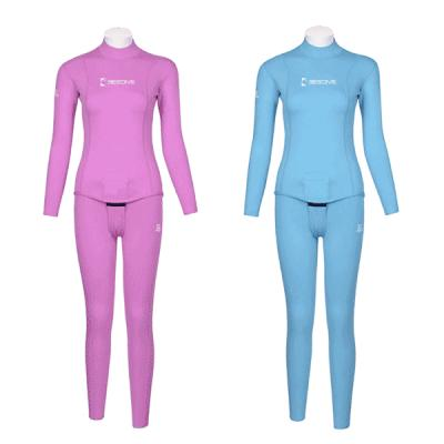 Nylon Hoodless suit(1.5mm)F