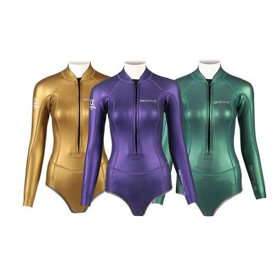 Smooth-skin Bodysuit(2mm)F