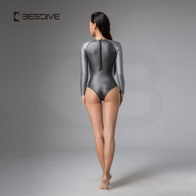 S.C.S Bodysuit Medusa back-zipped(2mm)